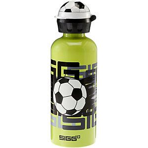SIGG Amazing Football Trinkflasche Kinder grün/schwarz