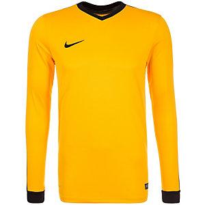 Nike Striker IV Fußballtrikot Herren gold / schwarz