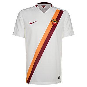 Nike AS Rom 14/15 Auswärts Fußballtrikot Herren weiß / rot