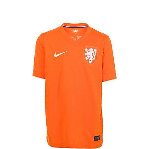 Nike Niederlande WM 2014 Heim Fußballtrikot Kinder orange