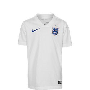Nike England WM 2014 Heim Fußballtrikot Kinder weiß / blau