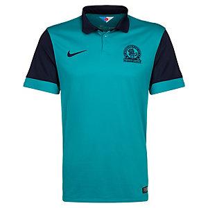 Nike Blackburn Rovers 14/15 Auswärts Fußballtrikot Herren hellblau / dunkelblau