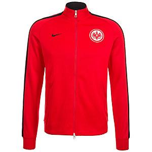 Nike Eintracht Frankfurt Trainingsjacke Herren rot / schwarz