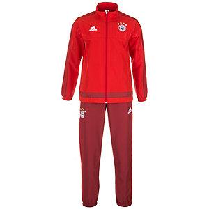 adidas FC Bayern München Trainingsanzug Herren rot