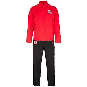 Nike Eintracht Frankfurt Trainingsanzug Herren rot / schwarz