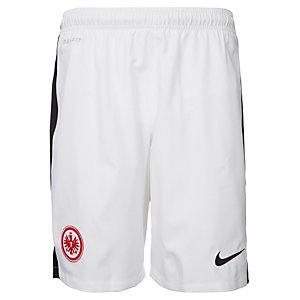 Nike Eintracht Frankfurt 14/15 Auswärts Fußballshorts Herren weiß / schwarz
