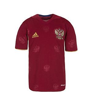 adidas Russland EM 2016 Heim Fußballtrikot Kinder bordeaux / gold
