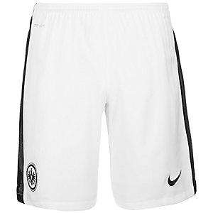 Nike Eintracht Frankfurt 15/16 Auswärts Fußballshorts Herren weiß / schwarz