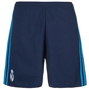 adidas Real Madrid 15/16 3rd Fußballshorts Herren dunkelblau / blau