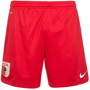 Nike FC Augsburg 15/16 Auswärts Fußballshorts Herren rot