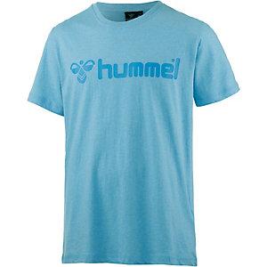 hummel Classic Bee SS T-Shirt Herren blau