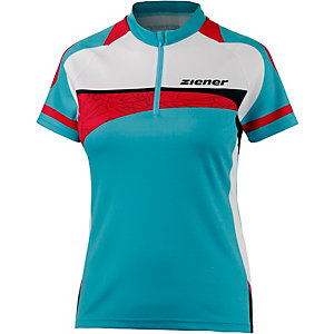 Ziener Celikon Fahrradtrikot Damen pool blue
