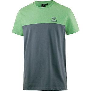 hummel Classic Bee T-Shirt Herren grün