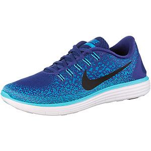 Nike Free RN Distance Laufschuhe Herren blau