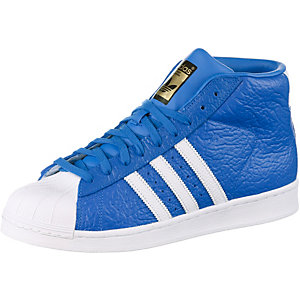 adidas Pro Model Animal Sneaker Herren royal