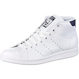 adidas Stan Smith Mid Sneaker Herren weiß