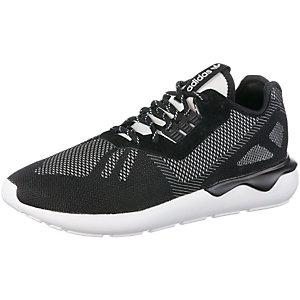 adidas Tubular Runner Weav Sneaker Herren schwarz