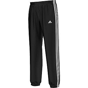 adidas Essential 3S Trainingshose Herren schwarz