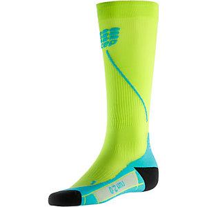 CEP Run Socks 2.5 Kompressionsstrümpfe Herren lime/türkis