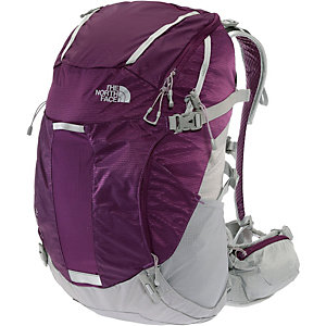 The North Face Aleia 32 Wanderrucksack Damen lila/grau