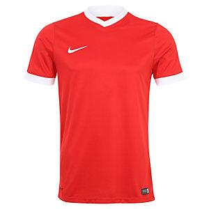 Nike Striker IV Fußballtrikot Herren rot / weiß