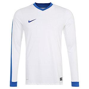 Nike Striker IV Fußballtrikot Herren weiß / blau