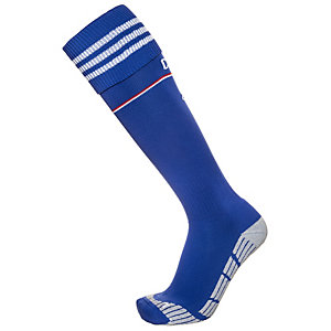 adidas FC Chelsea 15/16 Auswärts Stutzen blau / weiß / rot