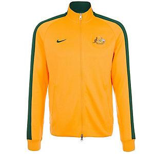 Nike Australien Authentic N98 Trainingsjacke Herren gelb / grün