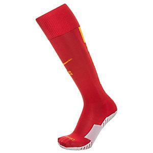 Nike Galatasaray Istanbul 15/16 Heim Stutzen Herren rot / gelborange
