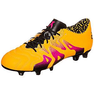 adidas X 15.1 Fußballschuhe Herren gold / schwarz