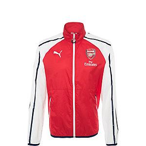 PUMA Arsenal London Trainingsjacke Kinder rot / weiß / blau