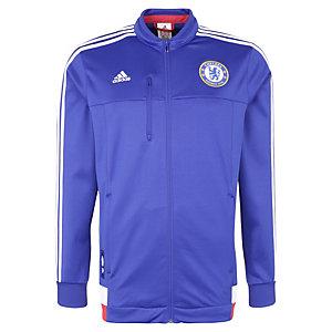 adidas FC Chelsea Trainingsjacke Herren blau / weiß / rot