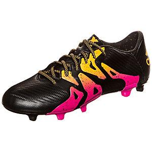 adidas X 15.3 Fußballschuhe Herren schwarz / pink