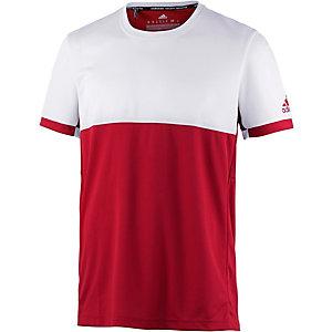 adidas T16 CC Funktionsshirt Herren rot/weiß