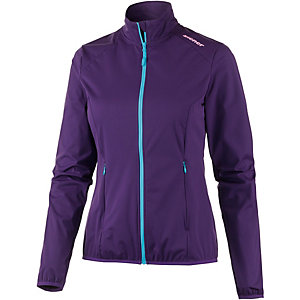 Ziener Chipsy Softshelljacke Damen violet grape