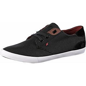 Boxfresh STERN WXD CNVS/SDE Sneaker Herren schwarz