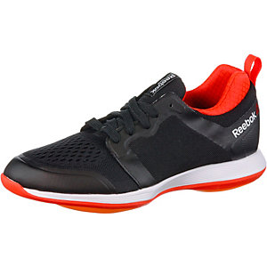 Reebok Easytone 2.0 ATH STYLITE Walkingschuhe Damen schwarz/orange