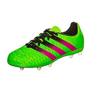 adidas ACE 16.1 Fußballschuhe Kinder grün / pink