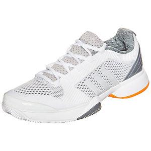 adidas Stella McCartney Barricade 2016 Tennisschuhe Damen weiß / grau