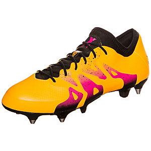 adidas X 15.1 Fußballschuhe Herren gold / pink