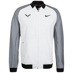 Nike Court Premier Rafael Nadal Trainingsjacke Herren weiß / grau