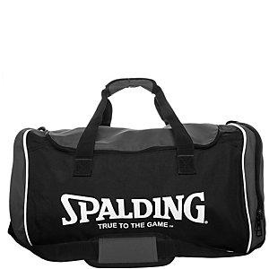 Spalding Tube Sporttasche anthrazit / schwarz