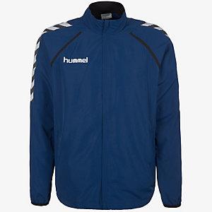 hummel Stay Authentic Micro Trainingsjacke Herren dunkelblau / schwarz
