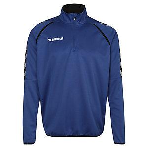 hummel Stay Authentic Poly Sweatshirt Herren blau / schwarz