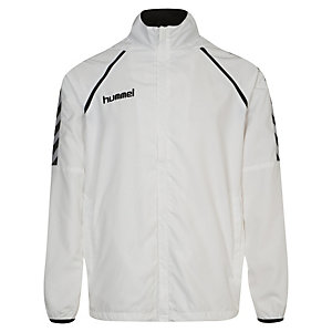 hummel Stay Authentic Micro Trainingsjacke Herren weiß / schwarz