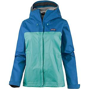 Patagonia Torrentshell Outdoorjacke Damen blau/türkis