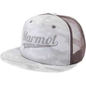 Marmot Origins Cap weiß