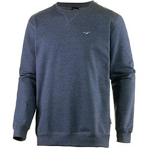 Cleptomanicx Ligull 2 Sweatshirt Herren blau