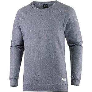 Cleptomanicx Larry 2.0 Sweatshirt Herren blau