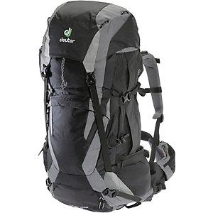 Deuter Futura Vario 50+10 Trekkingrucksack schwarz/grau